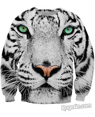 สเว็ตเตอร์หน้าเสือขาว