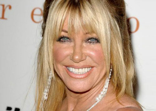 suzanne somers hairstyle : Suzanne Somers No Makeup Suzanne somers hairstyles
