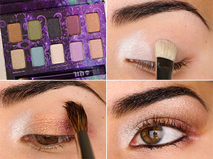 Urban Decay Ammo Eyeshadow Palette Makeup