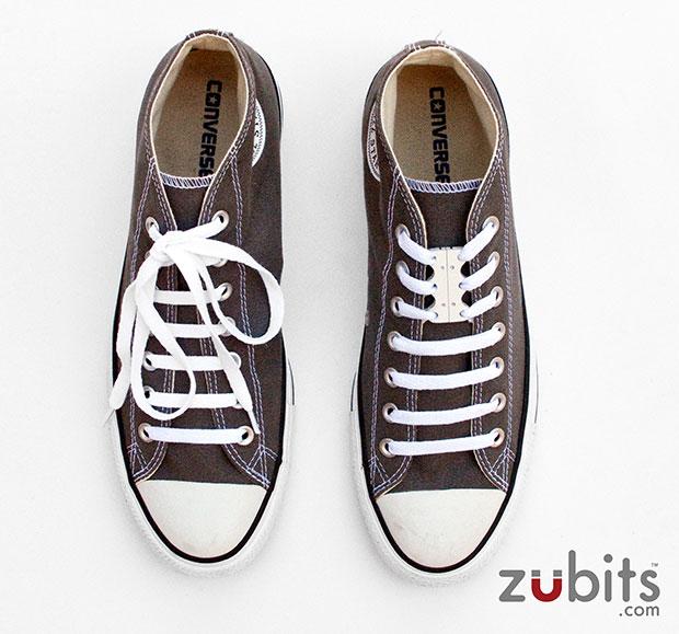 Zubits ผูกเชือกรองเท้าด้วยแม่เหล็ก เป็นระเบียบ