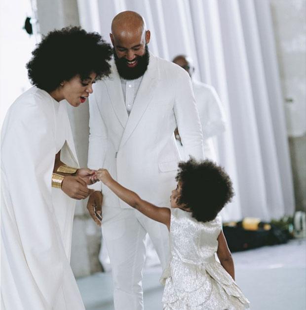 งานแต่งงาน Solange Knowles