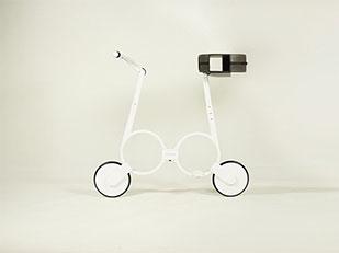 จักรยานไฟฟ้าพับใส่กระเป๋าได้ Impossible