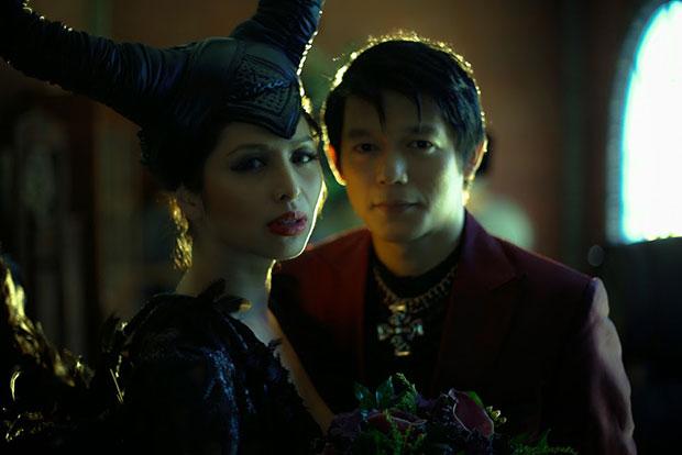 ธีมแต่งงาน Maleficent