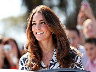 ผมสวยเงางามเหมือน เคท มิดเดิลตัน Kate Middleton