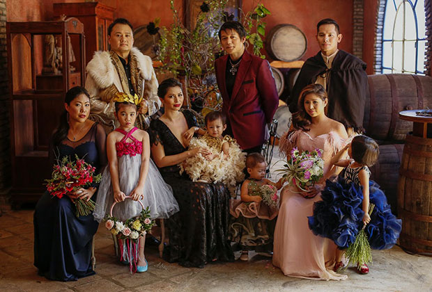 สตูดิโอถ่ายภาพแต่งงาน ธีม มาเลฟิเซนต์