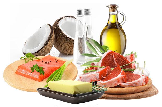อาหารบำรุงผิว ไขมันเพื่อสุขภาพ