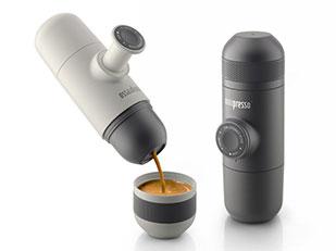 เครื่องทำกาแฟ espresso แบบพกพา Minipresso