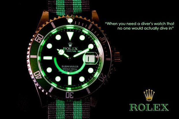 แบรนด์ทรงอิทธิพล Rolex