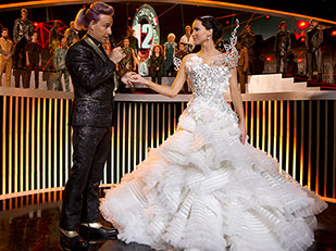 Judianna Madovsky ผู้ออกแบบเสื้อผ้าใน The Hunger Games