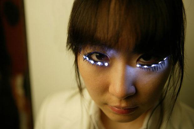 LED Eyelash