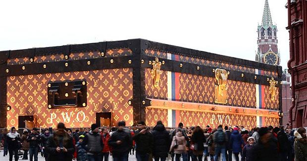 Louis Vuitton แบรนด์หรูที่ทรงอิทธิพลที่สุดในโลก
