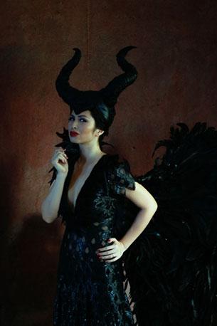 Maleficent Wedding