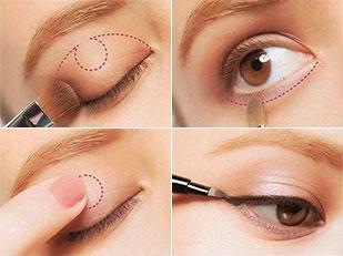 Natural Eyeshadow Makeup