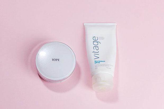 Skin Defence Vitage SPF30