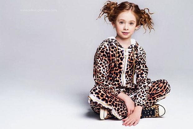 Sveta Proshina Childmodel
