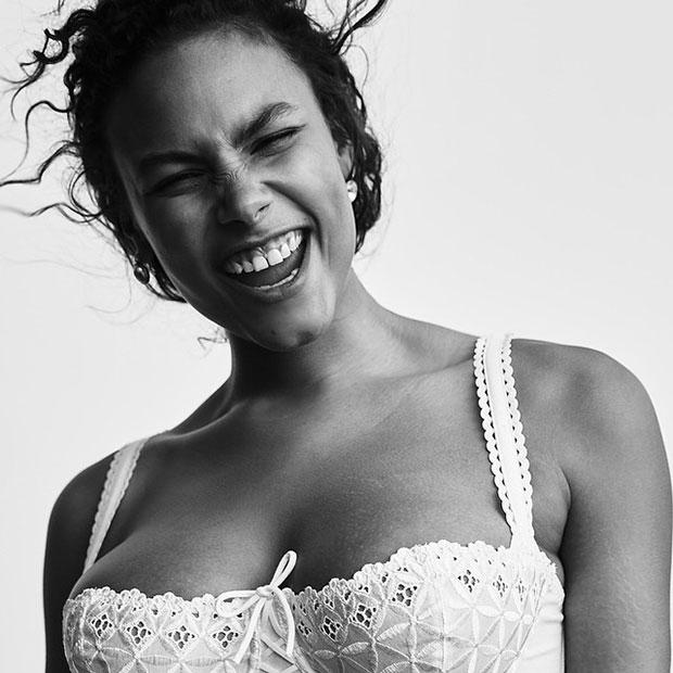 Vogue นางแบบไซส์พิเศษ