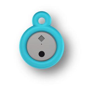 อุปกรณ์ช่วยฝึกการหายใจ สีฟ้า
