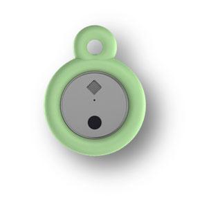 อุปกรณ์ช่วยฝึกการหายใจ สีเขียว