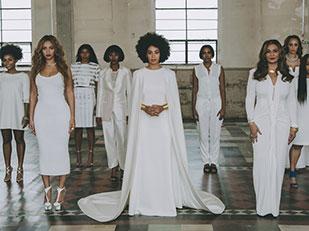 งานแต่งงาน น้องสาว Beyoncé