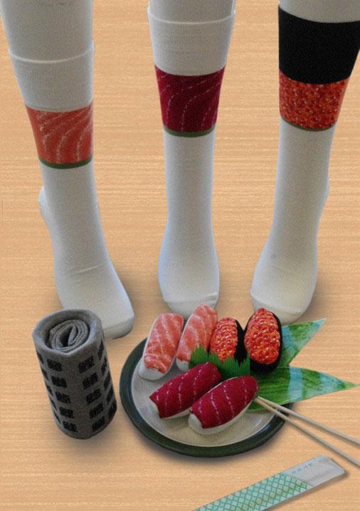 ถุงเท้าข้าวปั้นญี่ปุ่น