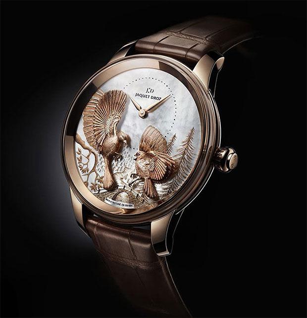 นาฬิการูปนก