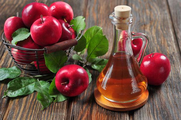 น้ำส้มสายชูหมักจากแอปเปิ้ล