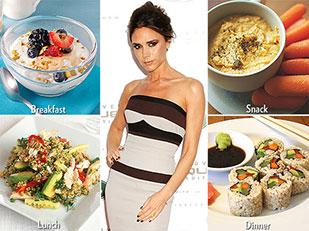วิคตอเรีย เบคแฮม ลดน้ำหนักด้วยวิธีการกินอาหารที่เป็นด่าง