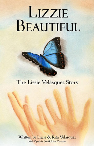 หนังสือ Lizzie Beautiful