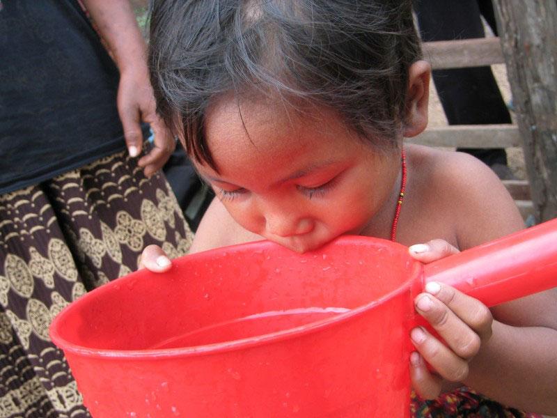 องค์กรบริจาคอาหารเพื่อการกุศล Action Against Hunger