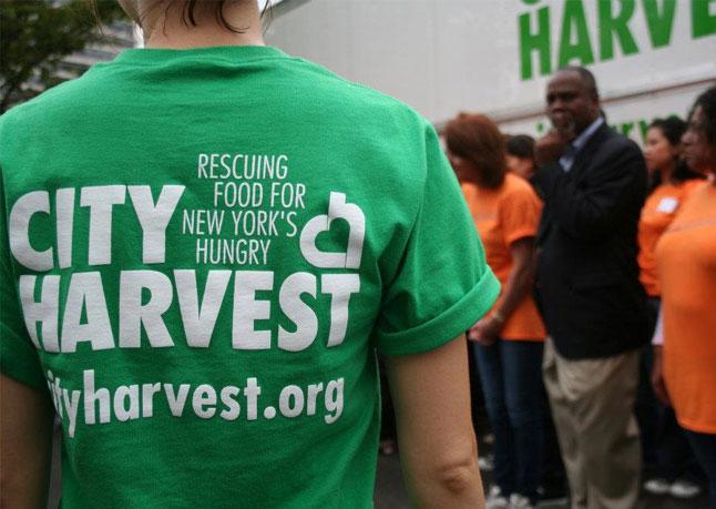 องค์กรบริจาคอาหารเพื่อการกุศล City Harvest