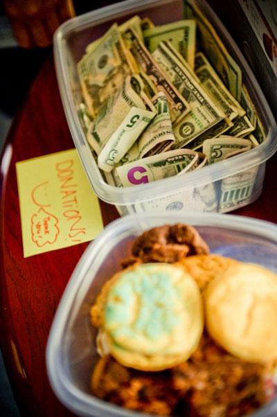 องค์กรบริจาคอาหารเพื่อการกุศล Cookies for Kids' Cancer