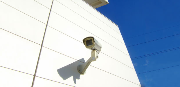 อุปกรณ์ป้องกันเหตุร้าย กล้องวงจรปิดตรวจสอบความเคลื่อนไหว