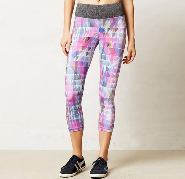 เทรนด์การออกกำลังกาย อุปกรณ์กีฬาสีสันสดใส