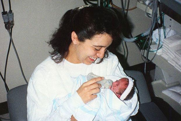 แม่ของ Lizzie Velasquez