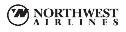 โลโก้ สายการบิน Northwest