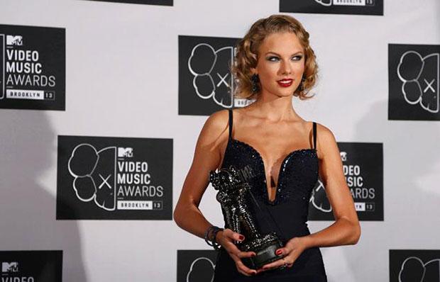 MTV Video Music Awards, เทเลอร์ สวิฟต์