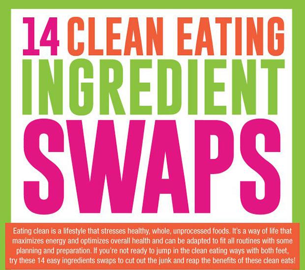 กินอาหารที่สะอาดเพื่อสุขภาพ