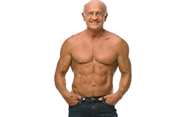ดร. เจฟฟรีย์ ไลฟ์ Dr. Jeffrey Life ผู้ออกกำลังกาย ผู้สูงอายุ