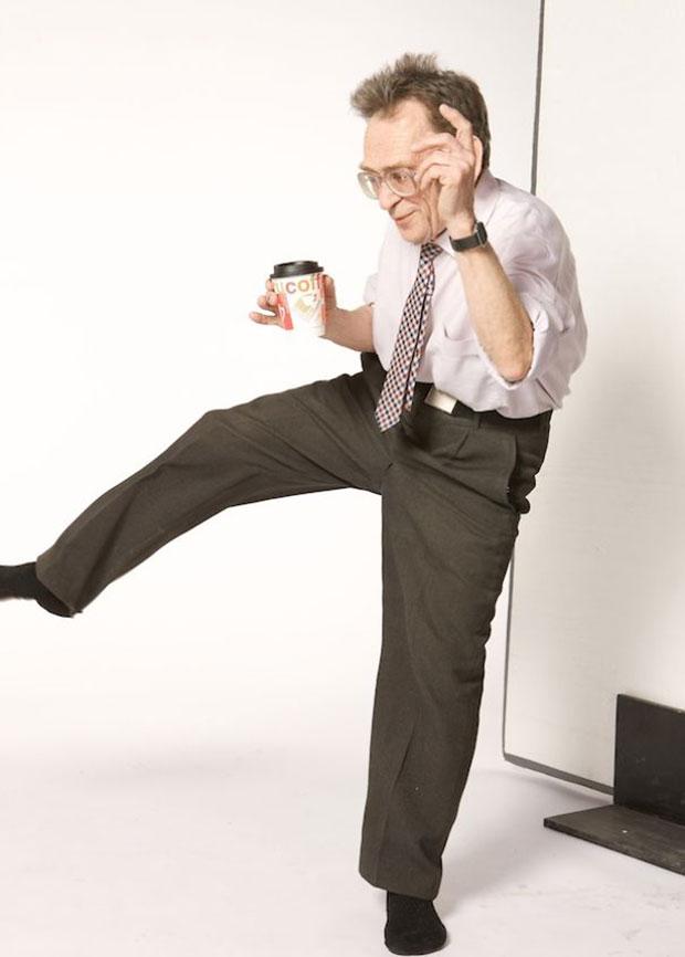 วาเลนติน แบดิช Valentin Badich นักเต้น ผู้สูงอายุ