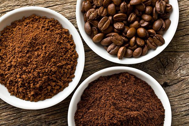 วิธีทำกาแฟให้เป็นผลิตภัณฑ์เสริมความงาม
