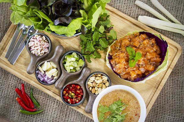 ห้องอาหาร Green Oak Bistro