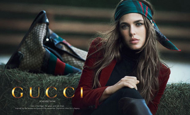 เจ้าหญิงชาร์ล็อตต์ คาซิรากี้ Gucci
