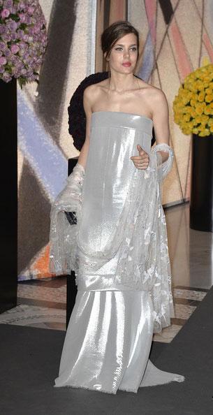 เจ้าหญิงชาร์ล็อตต์ Rose Ball 2014 Aid Princess