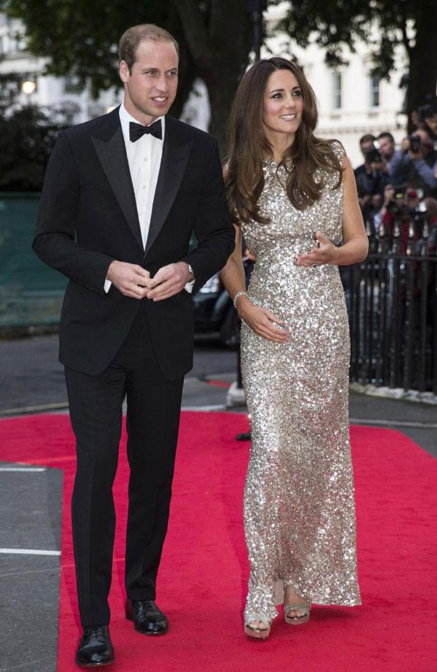 เจ้าหญิงเคท มิดเดิลตัน Celebrity Style Fustany