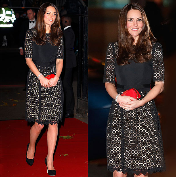 เจ้าหญิง Kate Middleton SportsAid Ball