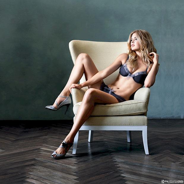 เดาท์เซน โครส์ วิคตอเรีย ซีเคร็ท Supermodel Obsession