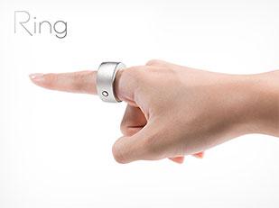 แหวนควบคุมอุปกรณ์ไฟฟ้าภายในบ้านด้วยท่าทาง