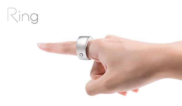 แหวนควบคุมอุปกรณ์ไฟฟ้าภายในบ้าน