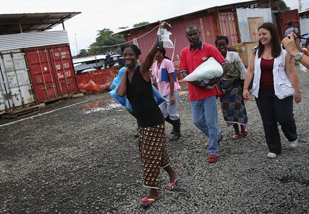 โรคระบาดอีโบล่าจะสิ้นสุดลง