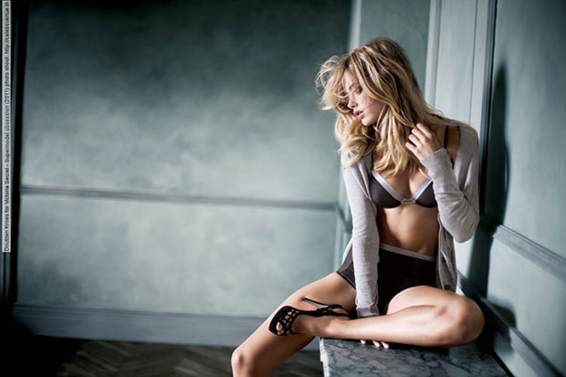 Doutzen Kroes Victoria's Secret Supermodel Obsession